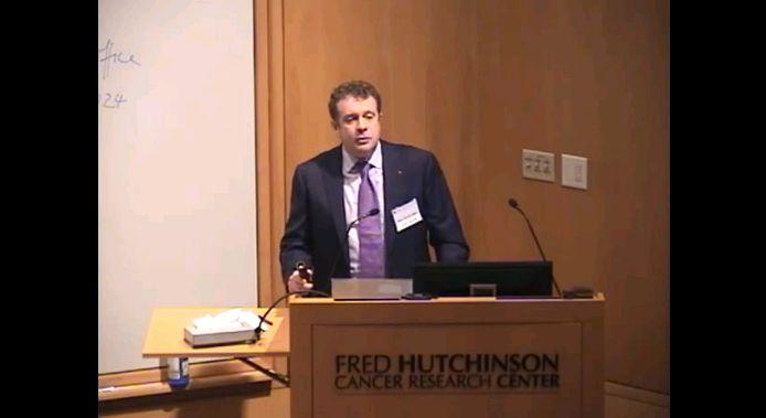 Dr. Bart L. Scott – Hematopoietic Cell Transplantation for Myelodysplastic Syndrome