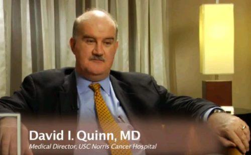 David I. Quinn, MD: What's New in Bladder Cancer Advances?
