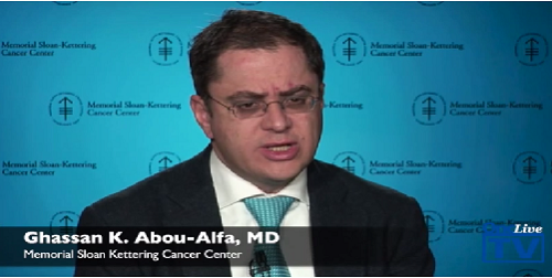 Embolization Versus Embolization Plus Systemic Therapy in HCC:Dr. Abou Alfa