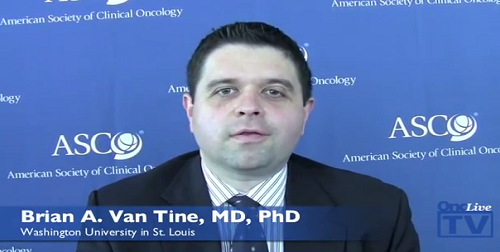Arginine Deiminase for Sarcomas:Dr. Van Tine