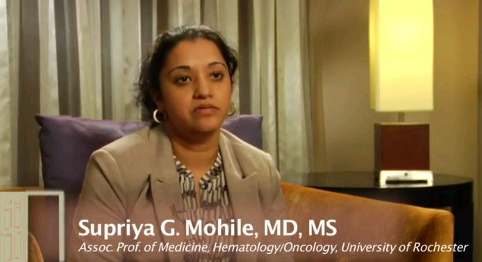 Supriya G. Mohile, MD, MS: Older Patients and Cancer Treatment
