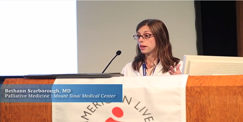 Palliative Care for patients with Liver Cancer