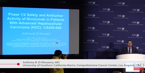Nivolumab in Advanced Liver Cancer
