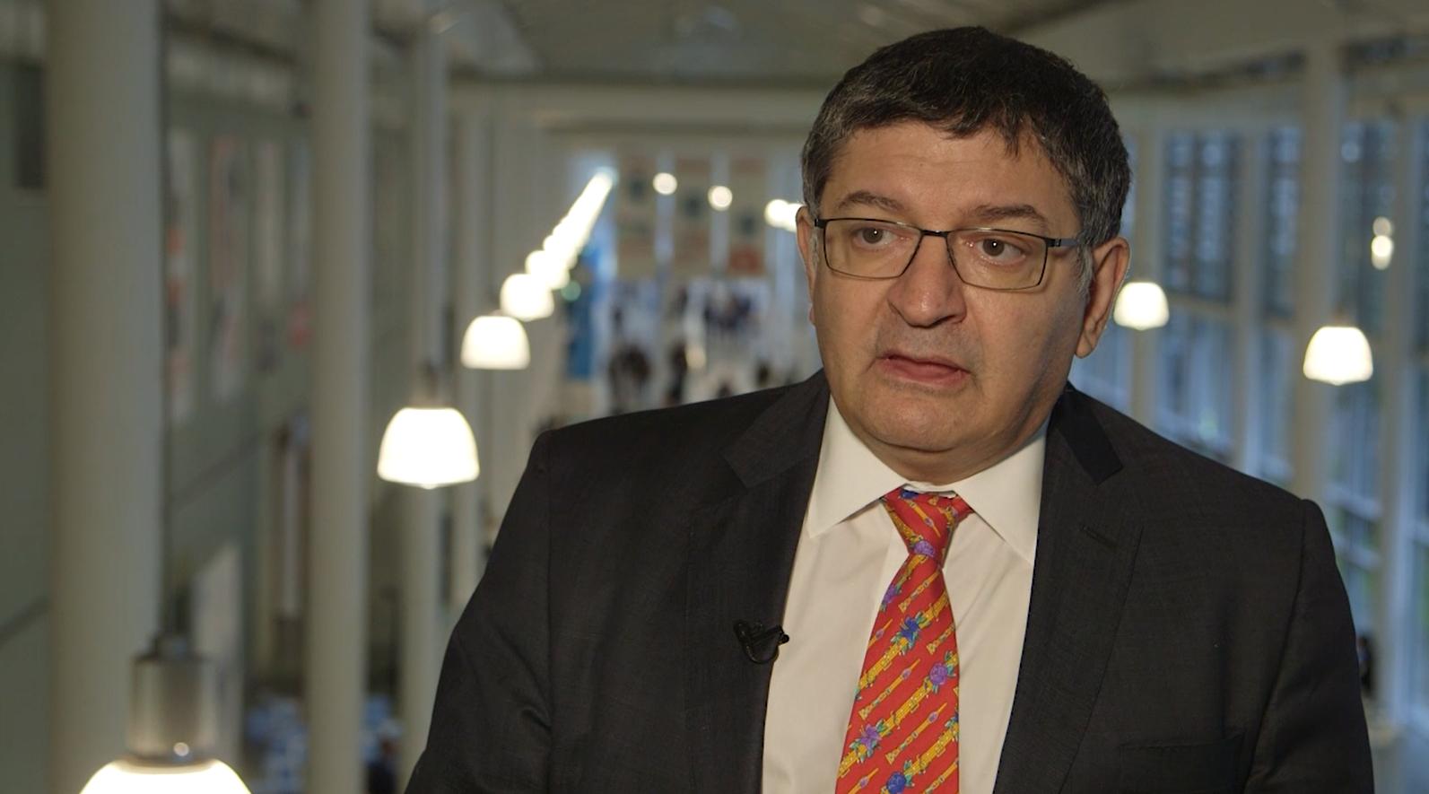 Bernardo Rapoport – ECC 2015, Vienna – Part 1: Rolapitant in Reducing CINV