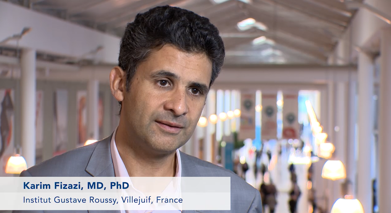 Karim Fizazi – ECC 2015, Vienna – Part 2: Impact of Recent Research on Clinical Outcomes