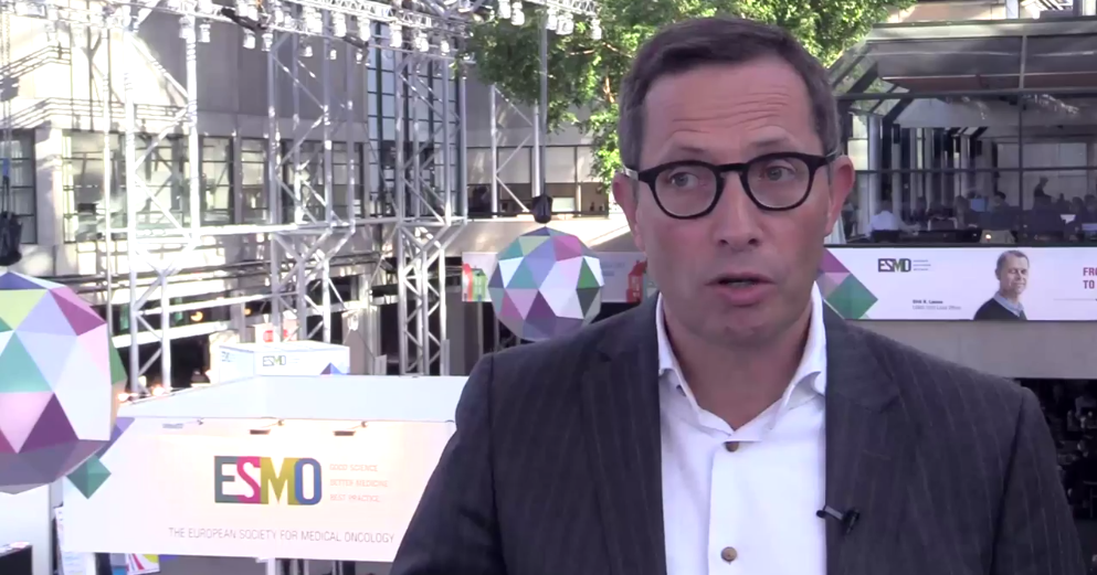 ESMO 2016 Marc Peeters Interview