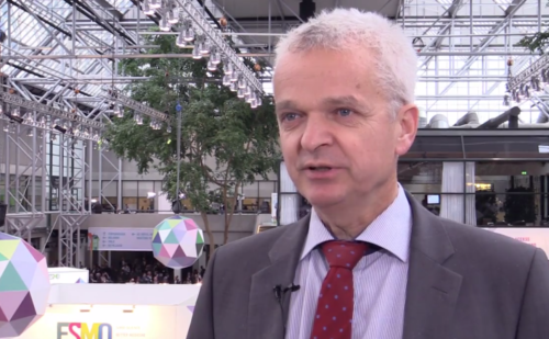 ESMO 2016 Ulrich Keilholz Interview