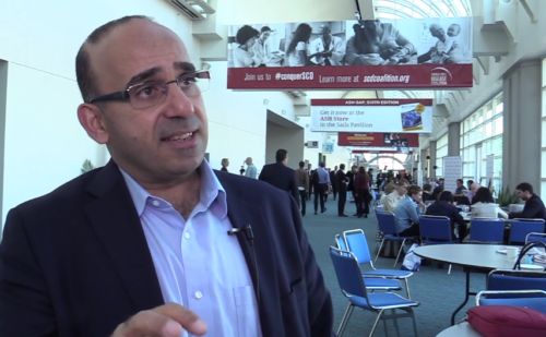 ASH 2016 Mohamad Mohty Interview Part 1