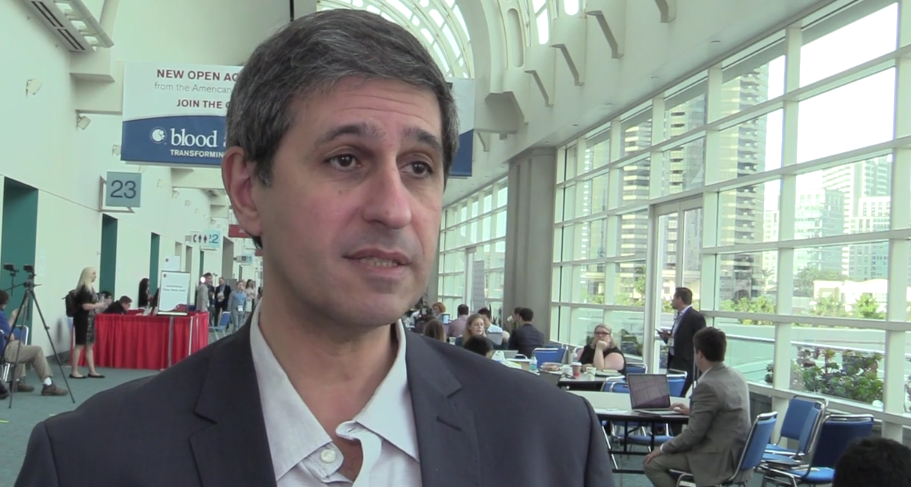ASH 2016 Jean-Jacques Kiladjian Interview