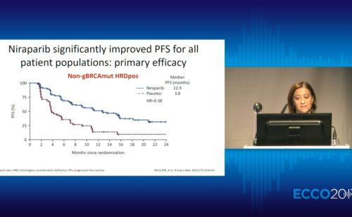 ECCO 2017 – A New PARP Inhibitor to Clinical Practice