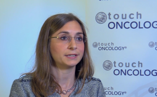 ASCO 2017 – Andrea Bullock Interview – Part 1