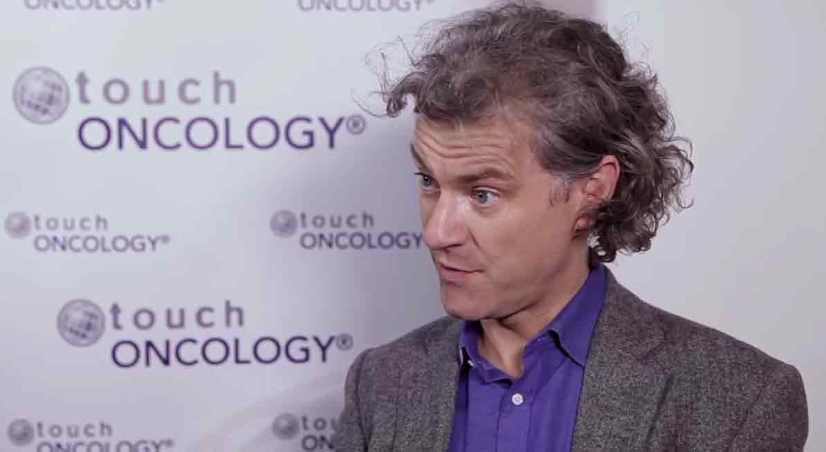 ESMO 2017 – Joe O'Sullivan Interview