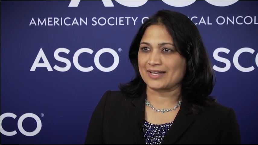 Ulka Vaishampayan, ASCO 2018 – Personalized therapy in advanced renal cancer