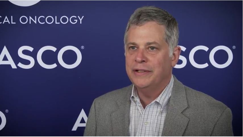 Martin Edelman, ASCO 2018 – Dinutuximab and irinotecan as a treatment option for small cell lung cancer