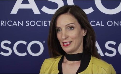Eleni Andreopoulou, ASCO 2018 – Advances in molecular therapy in triple-negative breast cancer