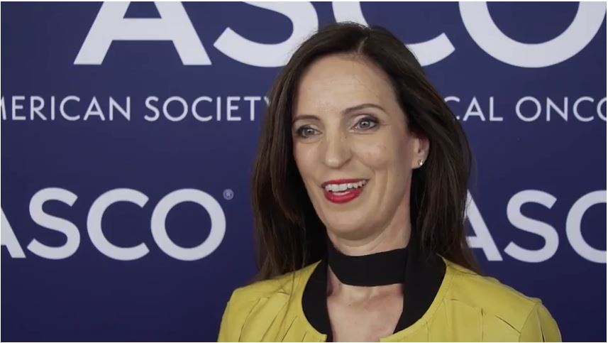 Eleni Andreopoulou, ASCO 2018 – Improving quality of life in patients with breast cancer