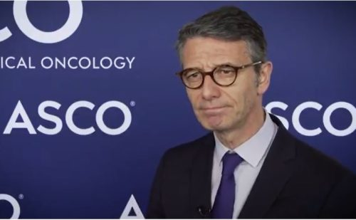 Arnaud Méjean, ASCO 2018 – Cytoreductive nephrectomy and the CARMENA trial