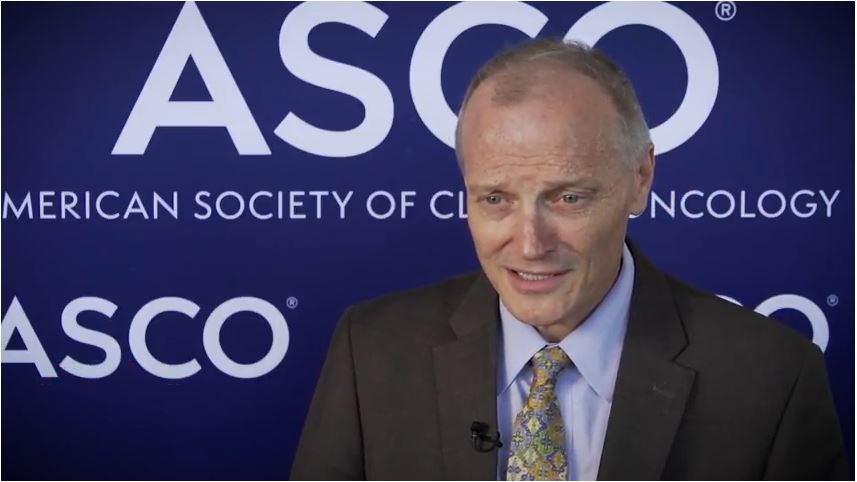 John L Marshall, ASCO 2018 – PARP inhibitors for the personalized treatment of colorectal cancer