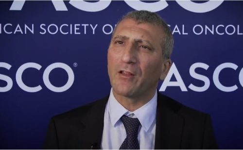 Giuseppe Procopio, ASCO 2018 – Sorafenib in renal cell carcinoma – the RESORT trial