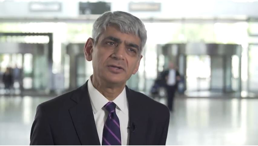 Muzaffar Qazilbash, EHA 2018 – Busulfan + melphalan in high-risk multiple myeloma