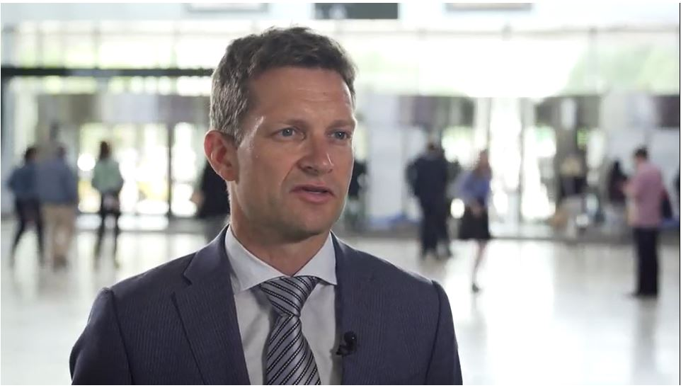 Martin Hutchings, EHA 2018 – ECHELON-1 trial and chemotherapy regimens in Hodgkin's lymphoma