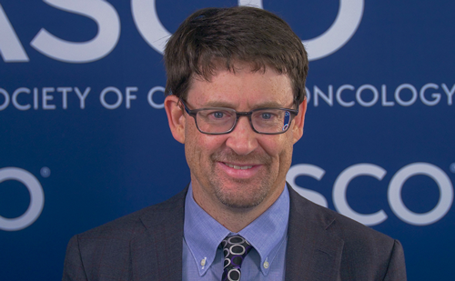 Mike Gibson, ASCO 2019 – KEYNOTE-062 and KEYNOTE-48 trial data