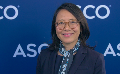 Gloria Huang, ASCO 2019 – NRG Oncology/Gynecologic Oncology Group 210 trial