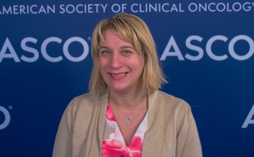 Janice Mehnert, ASCO 2019 – GITR as a novel checkpoint in immunotherapy