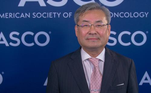 Kazuhiko Nakagawa, ASCO 2019 – Phase III RELAY trial