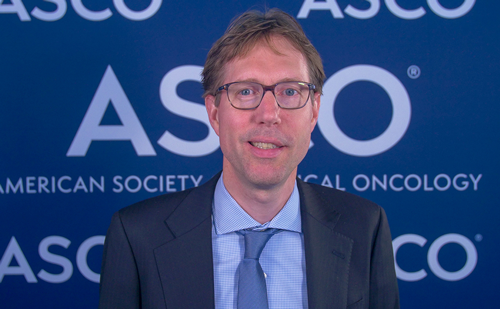 Cornelis van Tilburg, ASCO 2019 – Larotrectinib in pediatric TRK fusion cancer