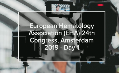EHA 2019 – Day 1 Highlights!