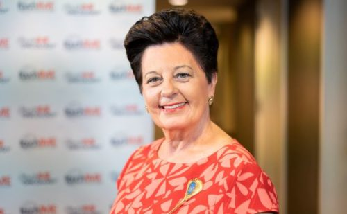 Françoise Meunier – ECCO 2019 European Cancer Summit