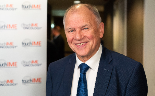Commissioner Vytenis Andriukaitis – ECCO 2019 European Cancer Summit