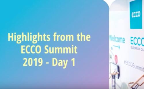 ECCO 2019 European Cancer Summit Day 1