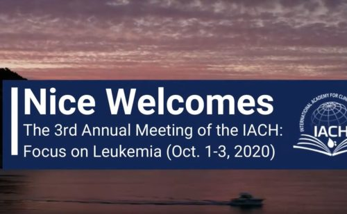 The 3rd Annual Meeting of the International Academy: Focus on Leukemia