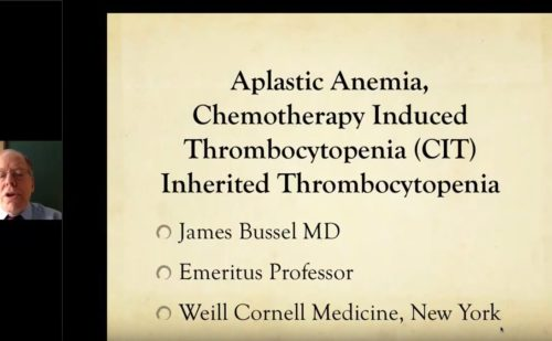 TPO agents beyond ITP: aplastic anemia, inherited thrombocytopenia and chemotherapy induced thrombocytopenia