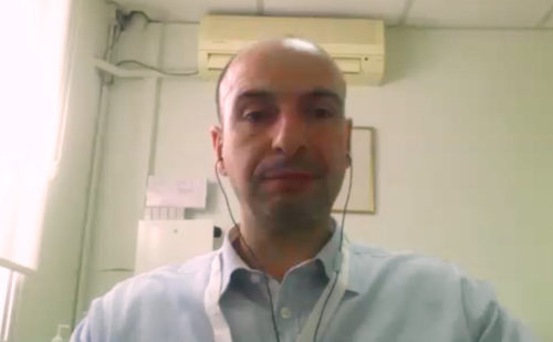 Efstathios Kastritis, EHA 2020: CYBORD in Amyloidosis and The ANDROMEDA Study